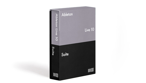Ableton KK Live 10 Suite (ダウンロード版) ★価格改定値下げ!