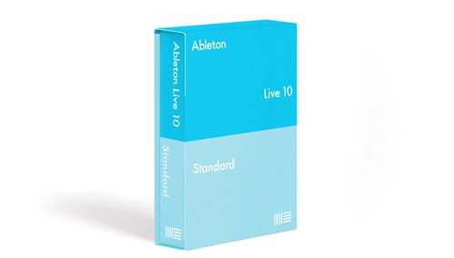 Ableton KK Live 10 Standard (ダウンロード版)