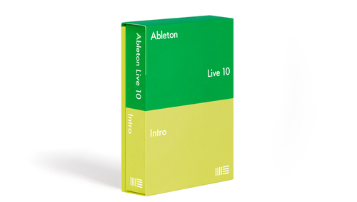 Ableton KK Live 10 Intro(ダウンロード版)