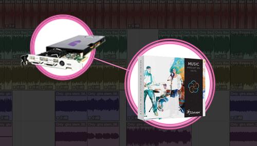 ROCO ON PRO HDX Core + iZotope Music Production Suite