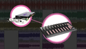 ROCO ON PRO HDX Core + Icon PLATFORM M+ の通販