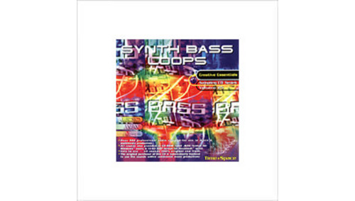 ZERO-G SYNTH BASS LOOPS
