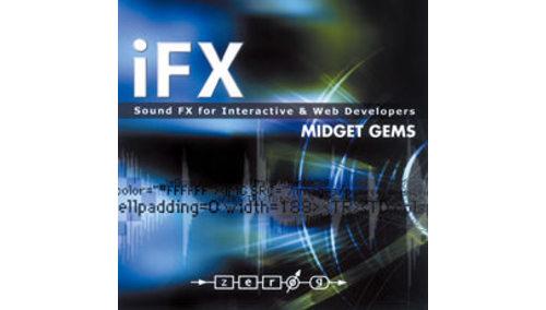 ZERO-G iFX Vol.1 MIDGET GEMS