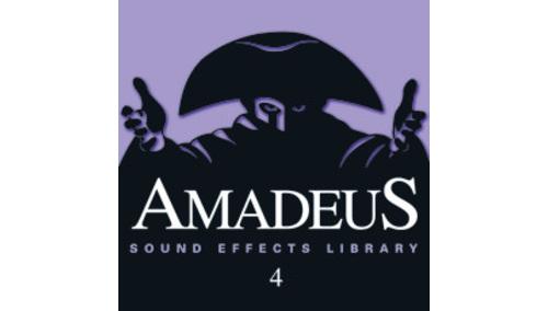 SOUND IDEAS AMADEUS