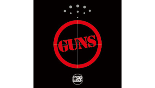 SOUND IDEAS GUNS SOUND EFFECT COLLECTION SOUND IDEAS/HOLLYWOOD EDGE ウィンターセール!50%OFF!