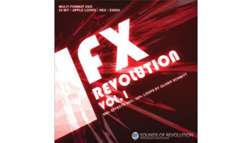SOUNDS OF REVOLUTION SOR - FX REVOLUTION VOL.1