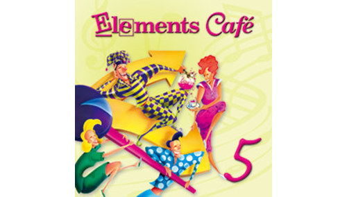 SOUND IDEAS ELEMENTS CAFE 05 SOUND IDEAS/HOLLYWOOD EDGE ウィンターセール!全製品50%OFF!