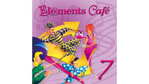SOUND IDEAS ELEMENTS CAFE 07