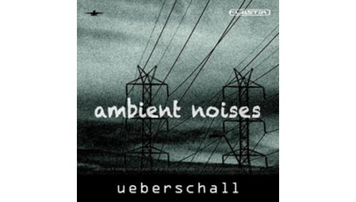 UEBERSCHALL AMBIENT NOISES/ELASTIK2