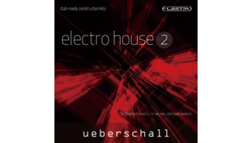 UEBERSCHALL ELECTRO HOUSE 2/ELASTIK2