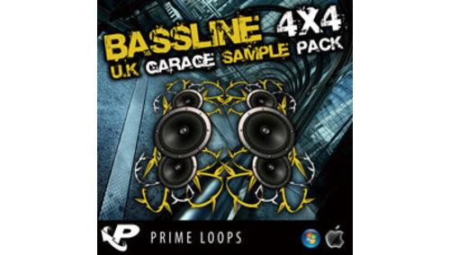 PRIME LOOPS BASSLINE 4X4 UK GARAGE 1
