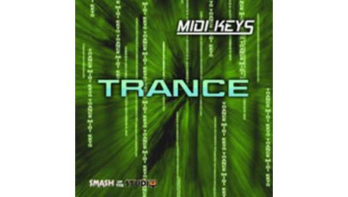 BIG FISH AUDIO MIDI KEYS: TRANCE