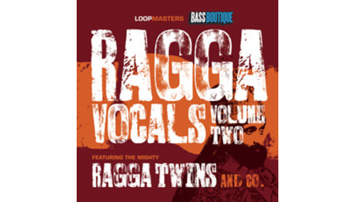 BASS BOUTIQUE RAGGA VOCALS VOL.2