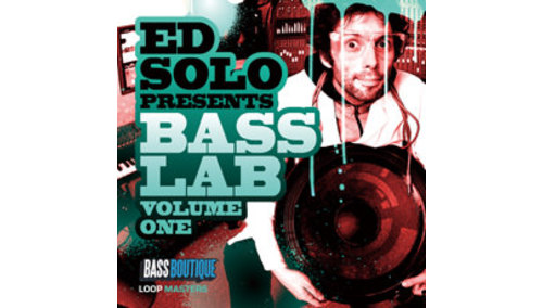 BASS BOUTIQUE ED SOLO PRESENTS BASS LAB VOL.1