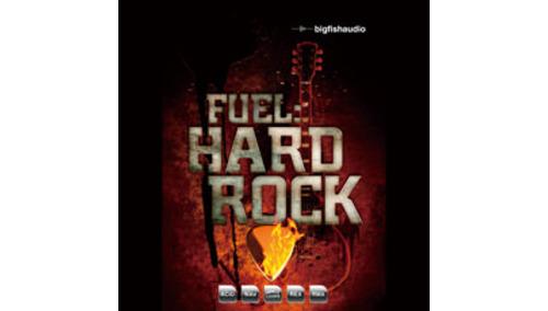 BIG FISH AUDIO FUEL: HARD ROCK