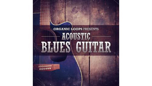 ORGANIC LOOPS ACOUSTIC BLUES GUITAR