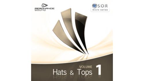 SOUNDS OF REVOLUTION SOR - HATS & TOPS VOL.1