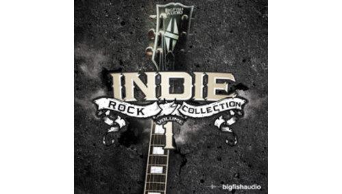 BIG FISH AUDIO INDIE - ROCK COLLECTION VOL.1