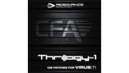 CFA-SOUND CFA-SOUND - THRILLOGY-1 VIRUSTI