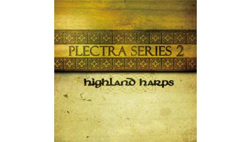 IMPACT SOUNDWORKS PLECTRA SERIES 2 / HIGHLAND HARPS