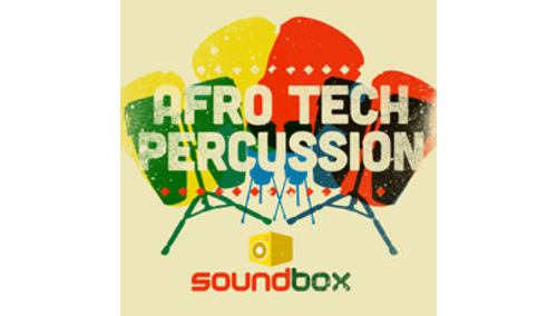 SOUNDBOX AFRO TECH PERCUSSION