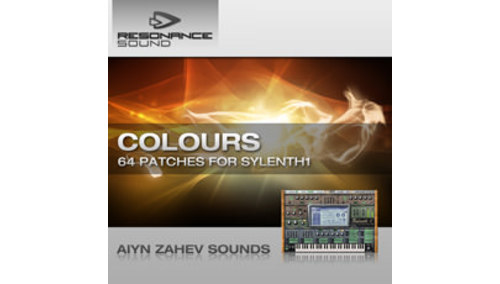 AIYN ZAHEV SOUNDS AIYN ZAHEV - COLOURS SYLENTH1