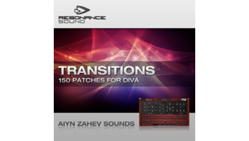 AIYN ZAHEV SOUNDS AIYN ZAHEV - TRANSITIONS DIVA