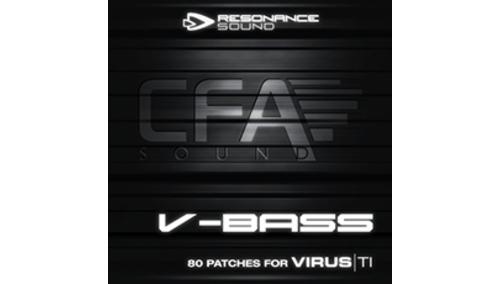CFA-SOUND CFA-SOUND V-BASS VIRUSTI SOUNDSET