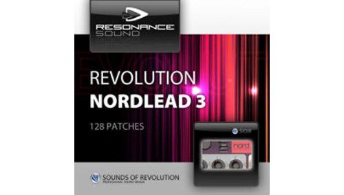 SOUNDS OF REVOLUTION SOR REVOLUTION NORDLEAD 3 SOUNDSET