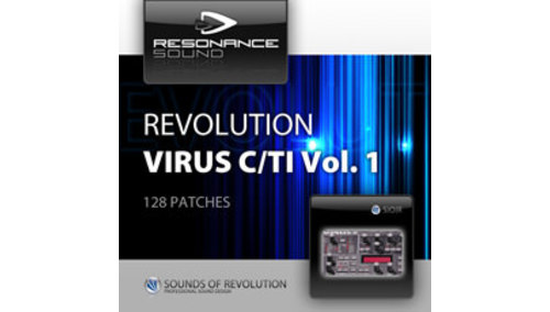 SOUNDS OF REVOLUTION SOR REVOLUTION VIRUS C/TI VOL.1