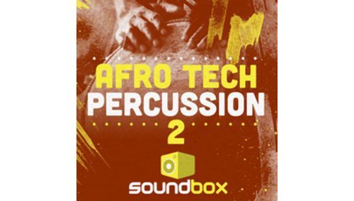 SOUNDBOX AFRO TECH PERCUSSION 2