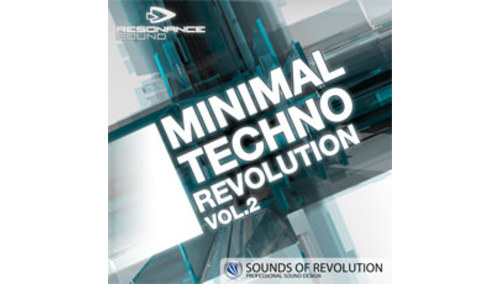 SOUNDS OF REVOLUTION SOR MINIMAL TECHNO REVOLUTION VOL.2