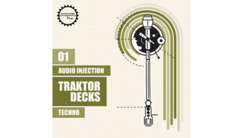 INDUSTRIAL STRENGTH AUDIO INJECTION TRAKTOR DECKS - TECHNO LOOPMASTERSイースターセール!サンプルパックが50%OFF!