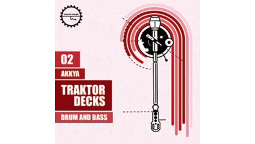 INDUSTRIAL STRENGTH AKKYA TRAKTOR DECKS - DRUM & BASS LOOPMASTERSイースターセール!サンプルパックが50%OFF!