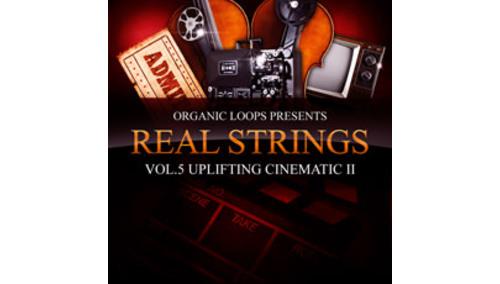 ORGANIC LOOPS REAL STRINGS V5 - UPLIFTING CINEMATIC STRINGS 2