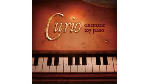 IMPACT SOUNDWORKS CURIO / CINEMATIC TOY PIANO