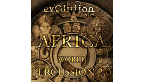 EVOLUTION SERIES WORLD PERCUSSION 2.0 / AFRICA