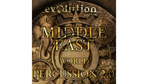 EVOLUTION SERIES WORLD PERCUSSION 2.0 / MIDDLE EAST