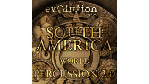 EVOLUTION SERIES WORLD PERCUSSION 2.0 / SOUTH AMERICA
