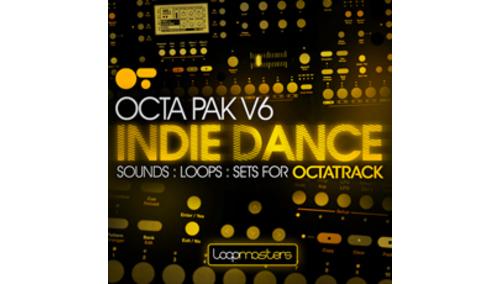 LOOPMASTERS OCTA PAK VOL 6 - INDIE DANCE