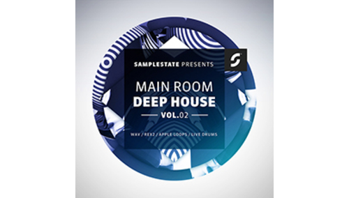 SAMPLESTATE MAIN ROOM DEEP HOUSE VOL. 2