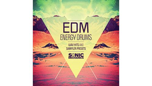 SONIC MECHANICS EDM ENERGY DRUMS