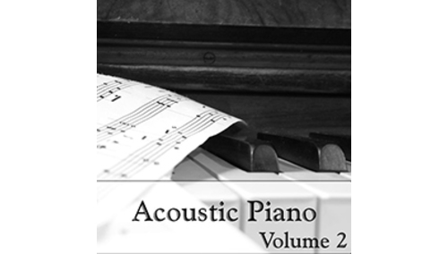 ABSOLUTESONGS ACOUSTIC PIANO VOLUME 2