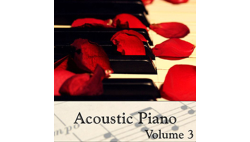 ABSOLUTESONGS ACOUSTIC PIANO VOLUME 3