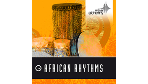WAVE ALCHEMY AFRICAN RHYTHMS