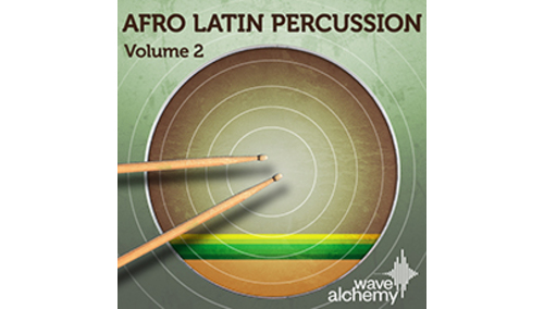 WAVE ALCHEMY AFRO LATIN PERCUSSION VOL 2