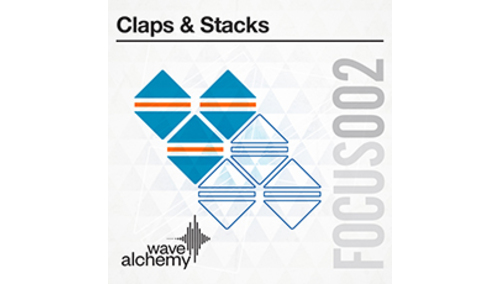 WAVE ALCHEMY CLAPS AND STACKS LOOPMASTERSイースターセール!サンプルパックが50%OFF!