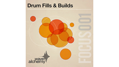 WAVE ALCHEMY DRUM FILLS AND BUILDS LOOPMASTERSイースターセール!サンプルパックが50%OFF!