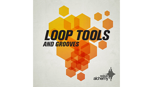 WAVE ALCHEMY LOOP TOOLS AND GROOVES LOOPMASTERSイースターセール!サンプルパックが50%OFF!