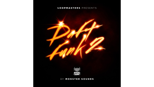 MONSTER SOUNDS DAFT FUNK 2